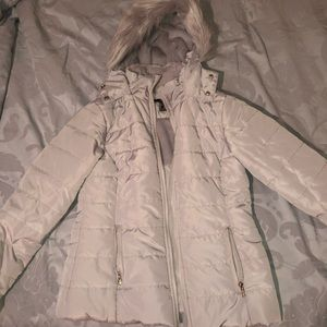 Forever 21 women's puff jacket